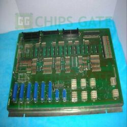 1pcs Used Makino T8g01-00 I/0 Unit No.1 Tpb-h.vo Tested In Good Conditon