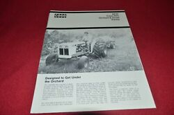 Case David Brown Tractor 885 Orchard And Grove Tractor Dealerand039s Brochure Yabe18
