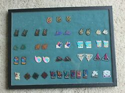 1978-2000 Kentucky Derby Pegasus Pins Collection Churchill Downs, Louisville Ky