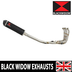 Bmw S1000rr 2015-2016 Performance De Cat Exhaust System + Oval Silencer Bc40v