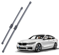 OEM Front Windshield Wiper Blades For 2018-2019 BMW 6 Series Gran Turismo GT G32