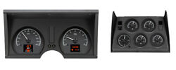 1978-82 Chevrolet C3 Corvette Dakota Digital Hdx Custom Led Analog Gauge Kit