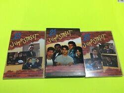 21 JUMP STREET - BOX SET - COMPLETE FIRST (1) SEASON - USED - (books-n-things)