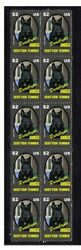SCOTTISH TERRIER PBREED DOGS STRIP OF 10 MINT VIGNETTE STAMPS 1