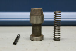 Oliver Machinery Straito-planer Feed Toe With Coil Spring And Pin
