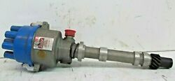 Mallory Ignition Yl623av Distributor Chevy V8 Marine With Mechanical Tach Drive