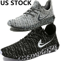 Size 7-13 Sneakers Mens Athletic Sports Breathable Shoes Casual Running Outd