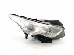09-13 Infiniti FX35 FX45 OEM Front Right Passenger Headlight Lamp