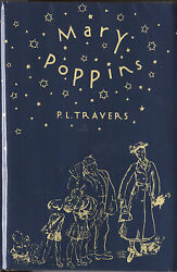 Mary Poppins-p.l.travers-1st/1st-1934-very Nice First Printing-great Gift Idea