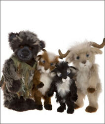 Billy Goats And Gruff Set By Isabelle Bears