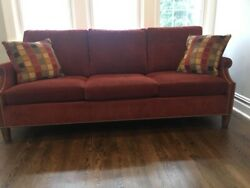 Stickley Modern Sofa Fine Furniture Handcrafted American Made Since 1900
