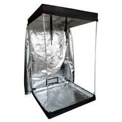 Indoor Grow Tent Hydroponic with Removable Tray Tear Proof and Waterproof Mylar