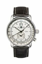 Zeppelin 7640-1 Watch Specialedition 100th Anniversary Limited Menand039s Quartz
