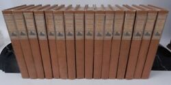 Dickens Limited 1/250 Sets Edition16/40 Vols Decorator Bindings Decorative Book