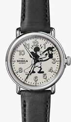 SHINOLA - MICKEY MOUSE WATCH - LIMITED EDITION EDITION - ONLY 90 MADE - 41MM