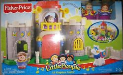 Fisher Price Little People Lil' Kingdom Castle C1159 Brand New Dated 2003