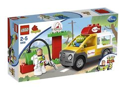 Lego Duplo Toy Story 3 Pizza Planet Truck 5658 Brand New Dated 2010