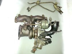 Ford Turbo With Exhaust Manifold - Used/parts/core/rebuild