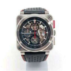 Free Shipping Pre-owned BELL&ROSS BR 03-94-AERO-GT Ferrari 250 GTO Limited Watch