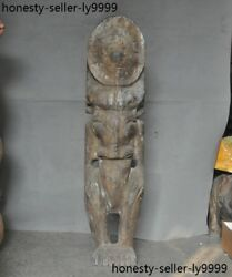 33andldquorare Huge Chinese Hongshan Culture Old Jade Hand Carved Turtle Sun God Statue