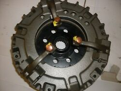 Ford 1500 1700 1900 Tractor Clutch Pressure Plate 9 Dual Stage Sba320040110