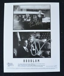 Tim Roth And Andy Garcia Authentic Autographs 8x10 Movie Still Rare