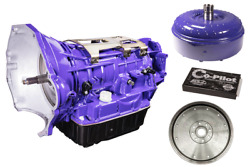 ATS Stage 2 Transmission Package 2WD 68RFE For 07.5-18 6.7L Cummins w/ CoPilot