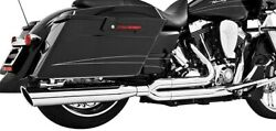 Freedom Performance Union 2-into-1 For Dresser And Road King Model Chrome Hd00650