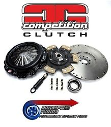 Competition Clutch White Bunny Stage 4 Kit + Flywheel - Fits Rps13 180sx Sr20det
