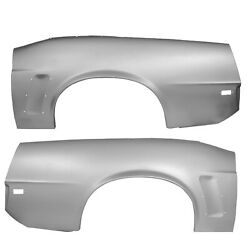 1969 Mustang Quarter Panel Complete Convertible Right And Left Side Dynacorn