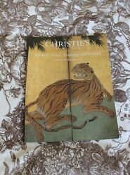 Christies 1997 Japanese Prints Paintings And Screens Auction Catalog