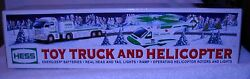 4400 Nrfb Hess Gas Stations 2006 Toy Truck And Helicopter