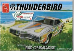 Amt Retro Deluxe Edition 1971 71 Ford Thunderbird In 1/25 920 /12 St