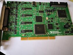 1pcs Used Ni Pci-6733 Data Acquisition Card Industrial Motherboard Test Ok