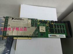 1pcs Used Ni Pci -5122 Data Acquisition Card Industrial Motherboard Test Ok
