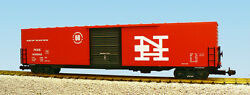 Usa Trains G Scale 60 Ft Single Door Box Car R19424a New Haven