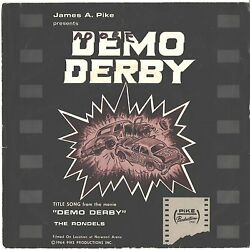 Rondels--picture Sleeve + 45---demo Derby---ps---pic---slv