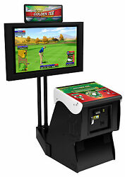 Golden Tee Live GOLF OFFLINE  2019 Factory Dedicated Pedestal