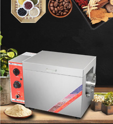 Commercial Multi-function Electric Roasting Machine For Melon Seeds Grains 220 V