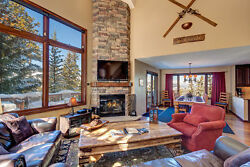 5 Nights: Grand Vista House in Breckenridge Home by RedAwning ~ RA165765