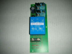 Linseis L62 Dta Differental Thermal Analyzer X-515 Or X-516 Circuit Relay Board