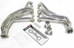 Obx Small Block 265-400 Long Tube Header For 1966-1991 Chevy Suburban Gmc 2/4wd