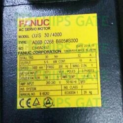 1pcs Used Fanuc A06b-0268-b605s000 Tested In Good Condition Fast Ship