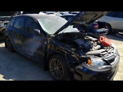 Engine 2.5L VIN 7 6th Digit Wrx Turbo Fits 11-14 IMPREZA 642363