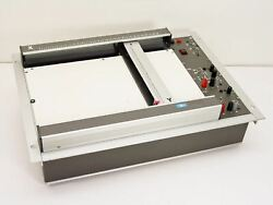 Linseis Flatbed Chart Recorder Type Ly Nr. F1510 Ii / 83 - As Is