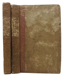 1812 1870 / Oliver Twist By Charles Dickens Boz In Two Volumes 1st Edition 1839