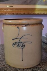 Red Wing Pottery 4 Gallon Crock