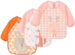 Bibs Apron Resistant To Water To Long Sleeves, Apron Of Meals, Of Hobbies