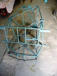 Bell 47 Helicopter WIDE CENTRE Frame G4 G4a G2a G3 G3b-1