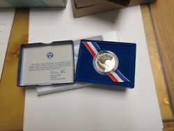 1986 United States Mint Liberty Coin Half-dollar Proof , Lot Of 3 Coins